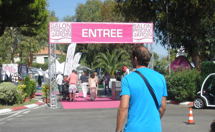 Salon Piscine & Jardin - Nice 2013