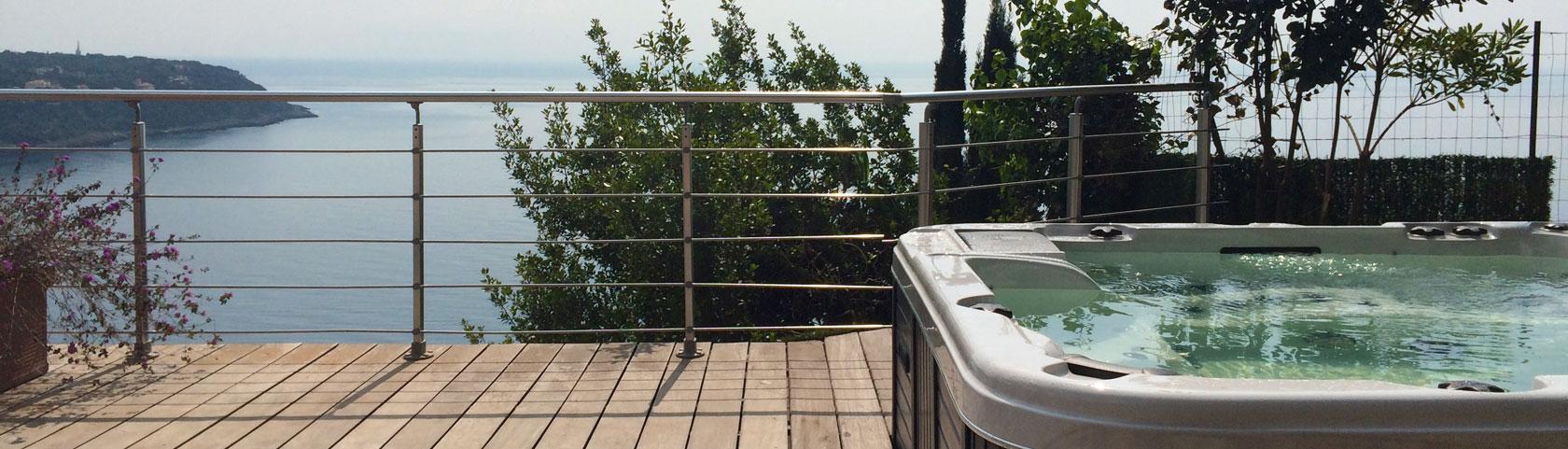 d terminer la temp rature de votre spa jacuzzi spa piscines nice. Black Bedroom Furniture Sets. Home Design Ideas