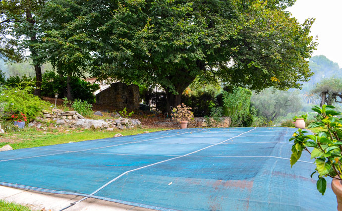 Hivernage piscine - SPA Piscines
