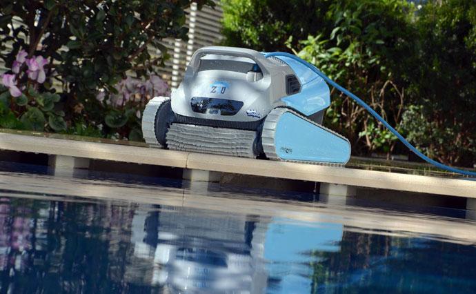 ROBOT NETTOYEUR AUTOMATIQUE DOLPHIN MAYTRONICS Z3I-4